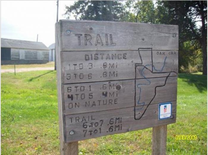 10. Dannebrog Hike & Bike Trail, Dannebrog