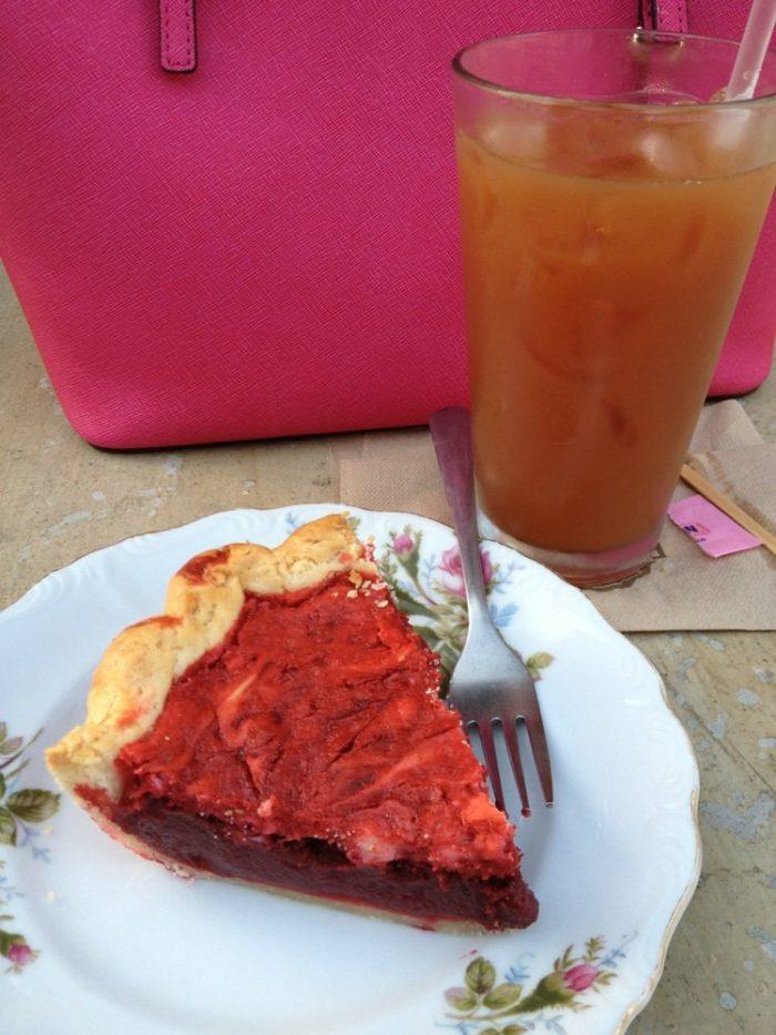 6. Red Velvet pie at Emporium Pies (Dallas)