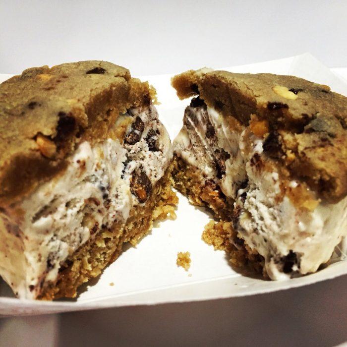 8. An ice cream sandwich at Sweet Sammies (Dallas)