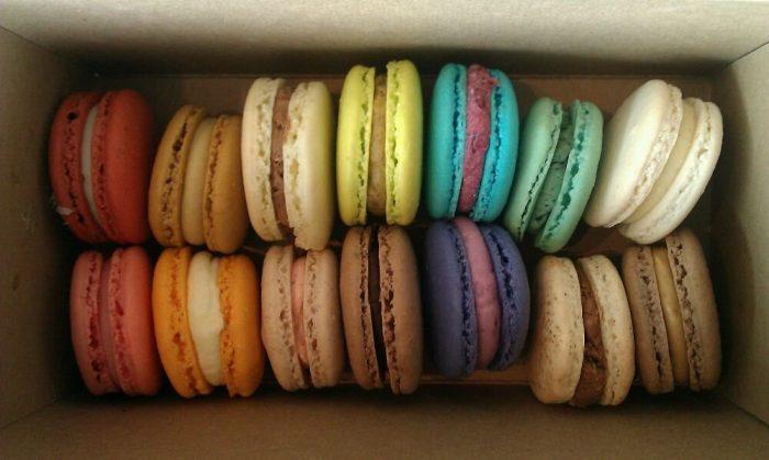 9. Macarons at Petite Sweets (Houston)