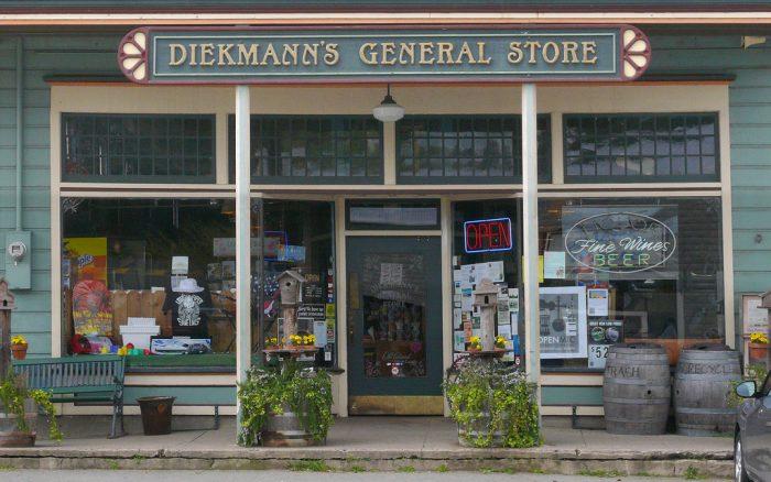 1. Diekmann's General Store
