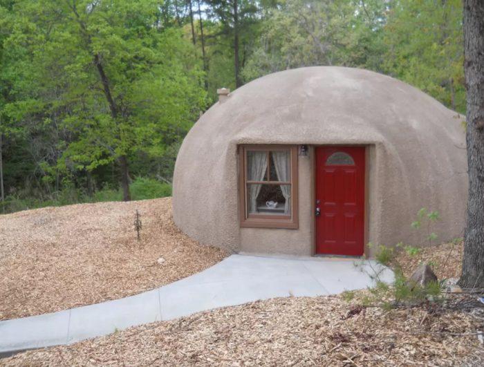 4. Dome House in the Upstate - Marietta, SC