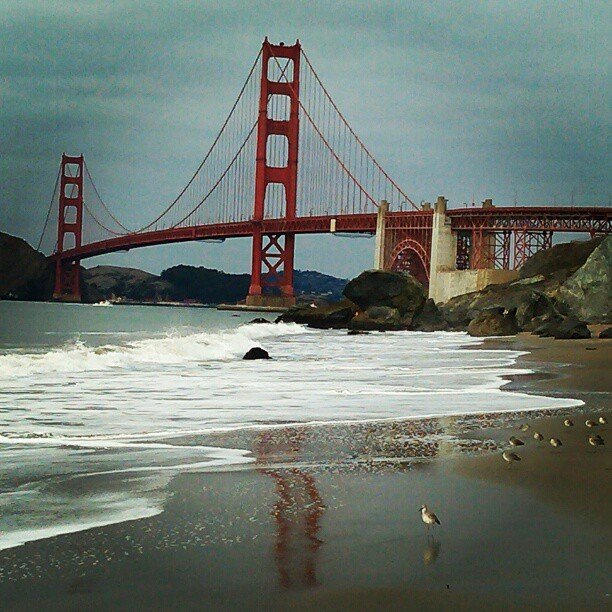 2. Marshall's Beach, San Francisco Presidio