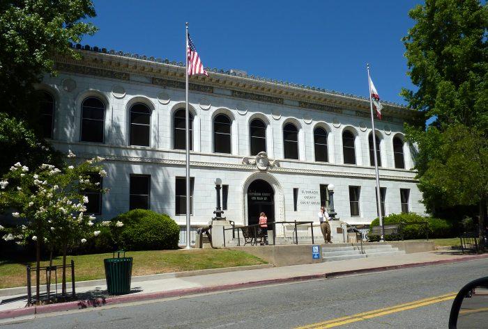 El Dorado County Courthouse