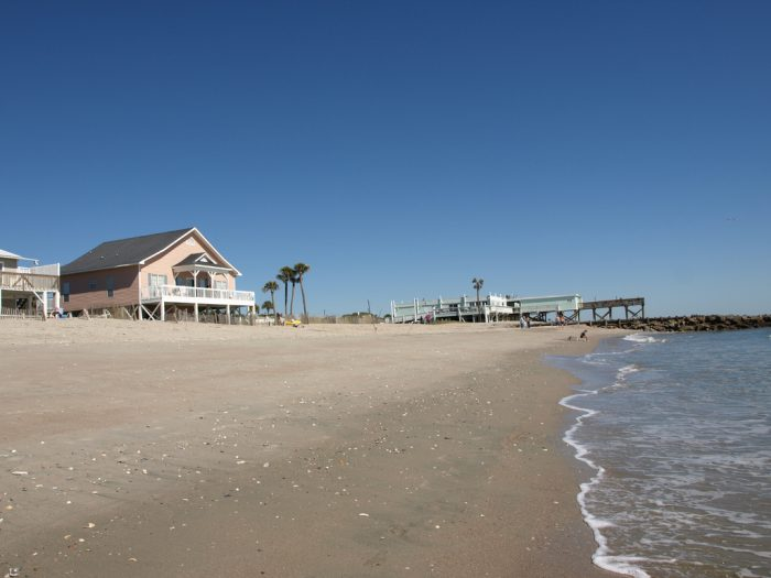 6. Edisto Beach