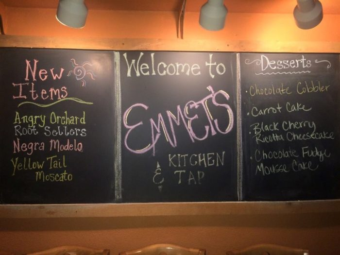 Emmet's