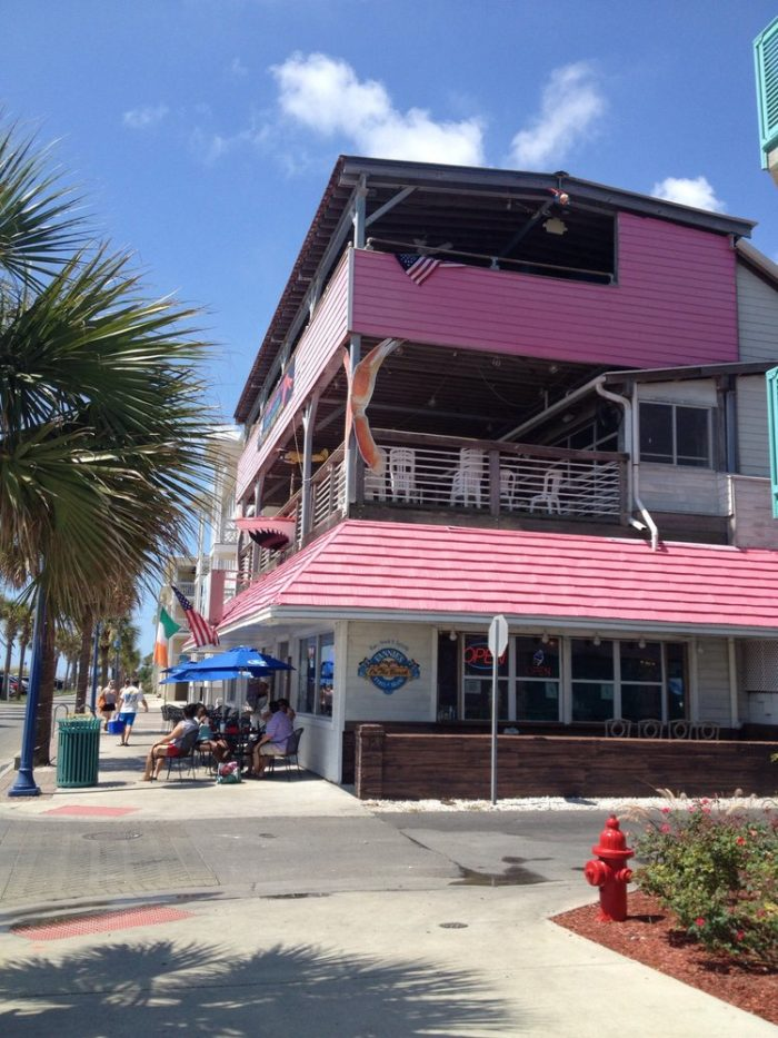 Beachfront Restaurants On Tybee Island
