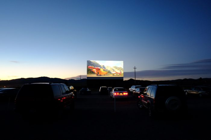 10. The Silver Bow Drive In Theater in Butte