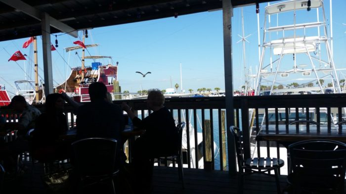 8. Fin's Grill & Icehouse (Port Aransas)