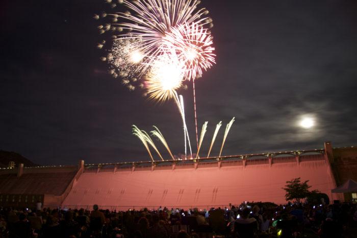 5. Festival of America, Grand Coulee Dam