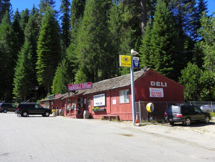 7. Fish Camp General Store, Mariposa County
