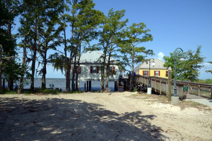 4) Cabins at Fontainebleau State Park, 62883 Highway 1089 Mandeville, LA