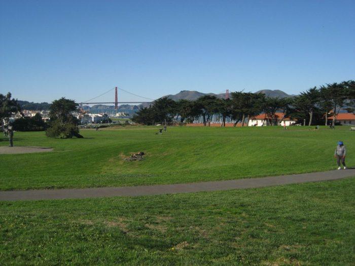 5. Great Meadow Park at Fort Mason