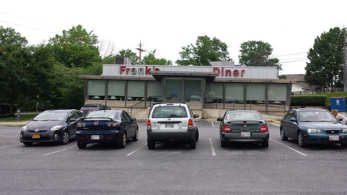 8. Frank's Diner, Jessup