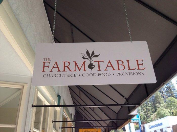 The Farm Table ---  311 Main Street