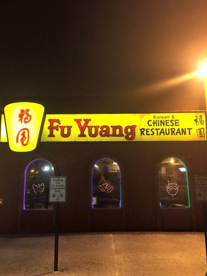 4. Fu Yuang Korean & Chinese Restaurant, 3107 Eubank Boulevard NE, Suite 16, Albuquerque