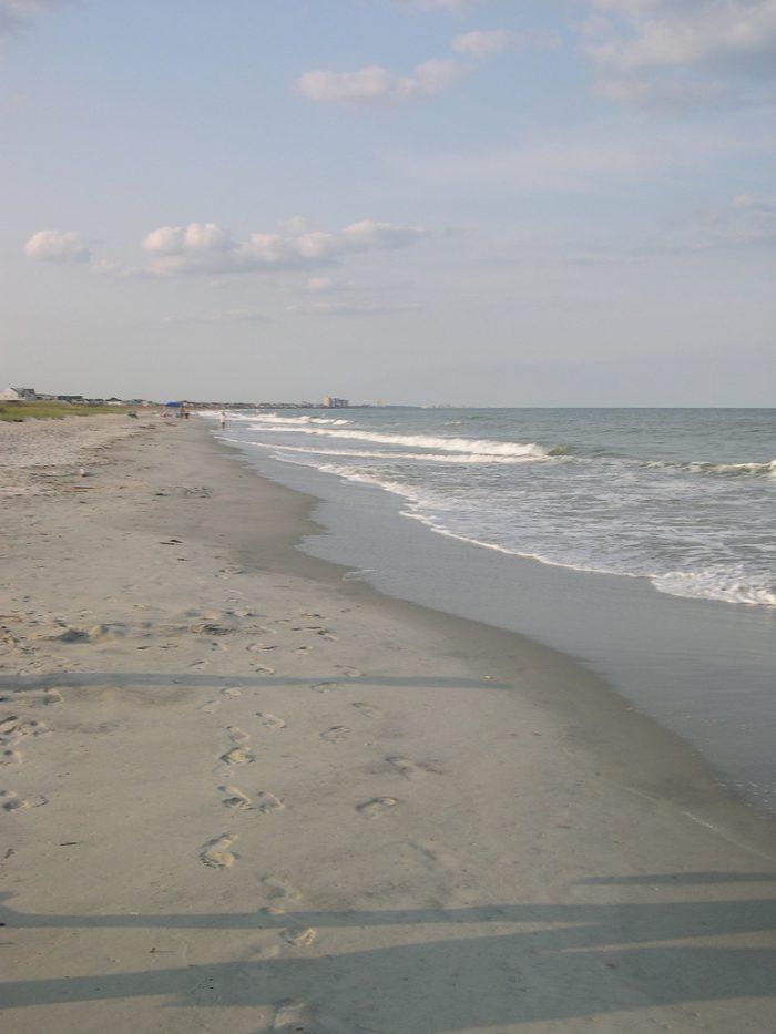 7. Garden City Beach