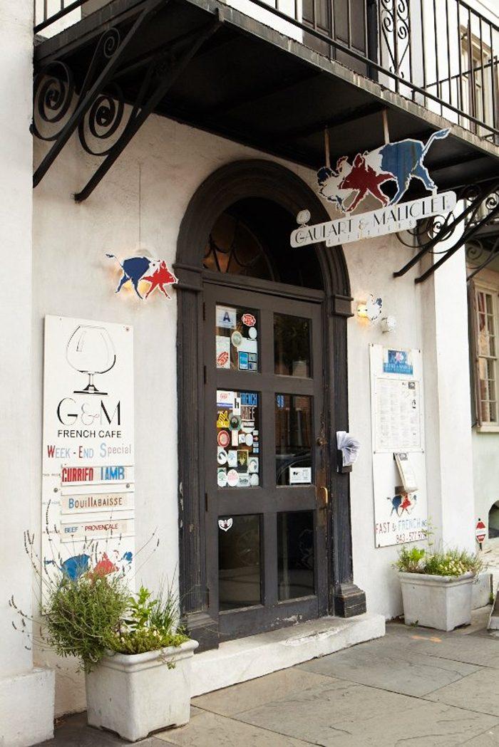 2. Gaulart & Maliclet (a.k.a. Fast & French) - 98 Broad St, Charleston, SC 29401