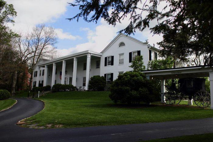 9. General Lewis Inn, Lewisburg