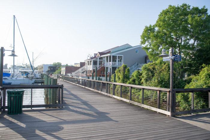 2. Georgetown Harborwalk