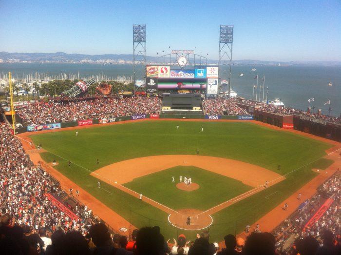 4. San Francisco Giants