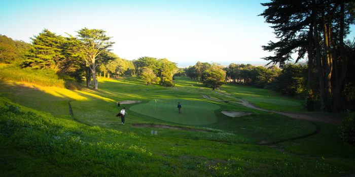 """5. If you prefer swinging a club, head over to the Gleneagles Golf Course for a quick 9 holes, or try your feet at """"footgolf."""""""