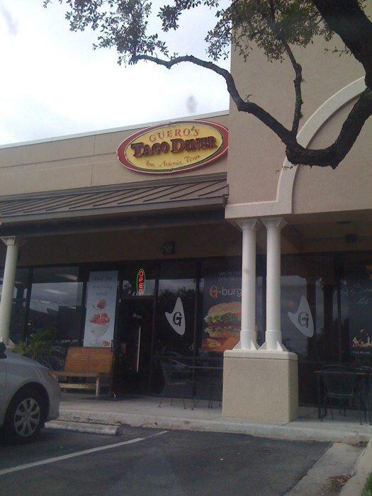 4. Street Tacos at Guero's Taco Diner (San Antonio)