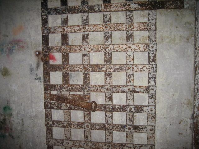 haunted charleston jail