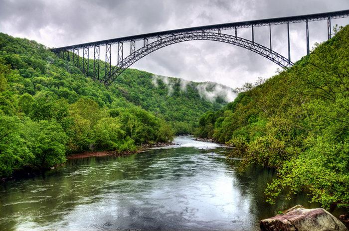 10. The bridge has helped West Virginia's economy.
