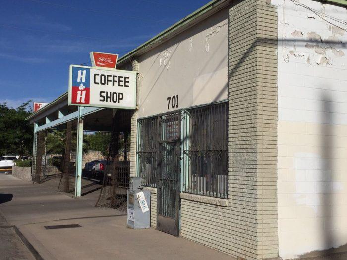 6. H&H Coffee Shop and Car Wash (El Paso)