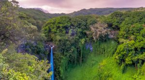 The 14 Tallest Waterfalls In Hawaii Will Drop Your Jaw