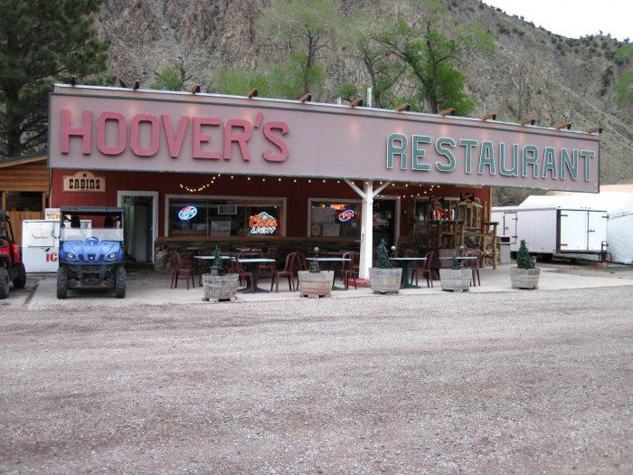 8. Hoover's Cafe, Marysvale