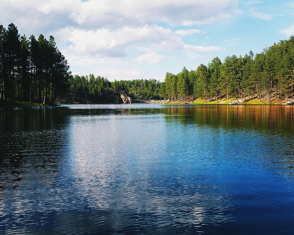 8 epic swimming holes in south dakota