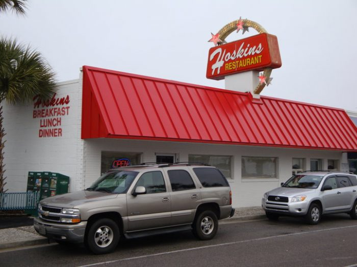 Hoskins Restaurant Myrtle Beach South Carolina