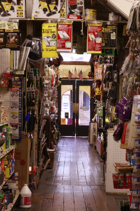 Oldest Hardware Store in California