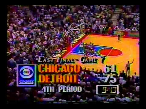6. The 1990 Detroit Pistons