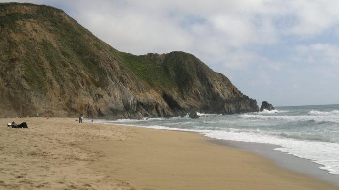 3. Gray Whale Cove,  San Mateo County