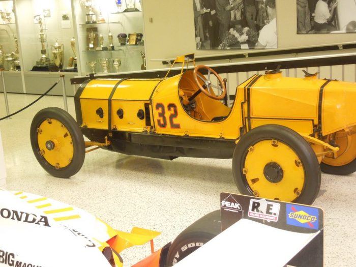 6. Indianapolis Motor Speedway Hall of Fame Museum - Speedway