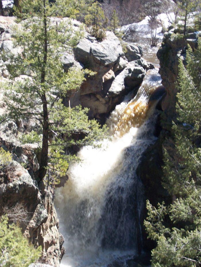 2. Jemez Falls
