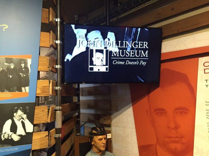12. John Dillinger Museum - Crown Point