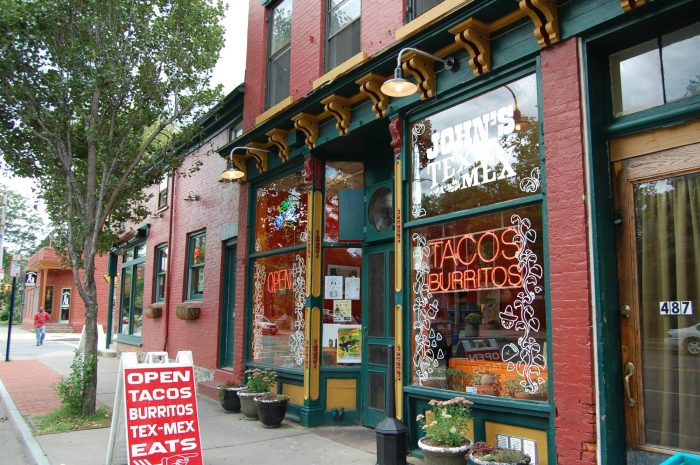 8. John's Tex-Mex, Rochester