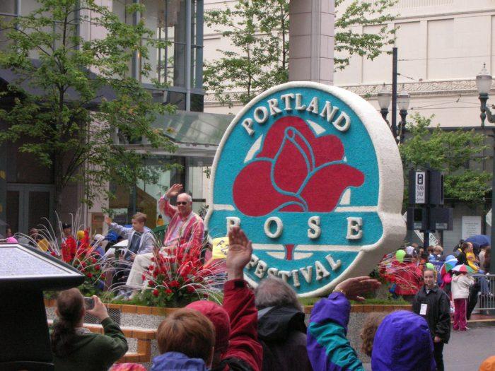 1. Portland Rose Festival