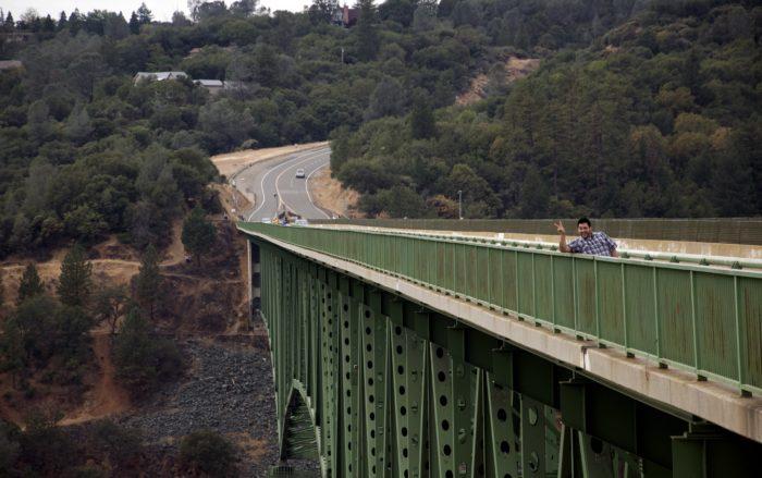 12. Foresthill Bridge