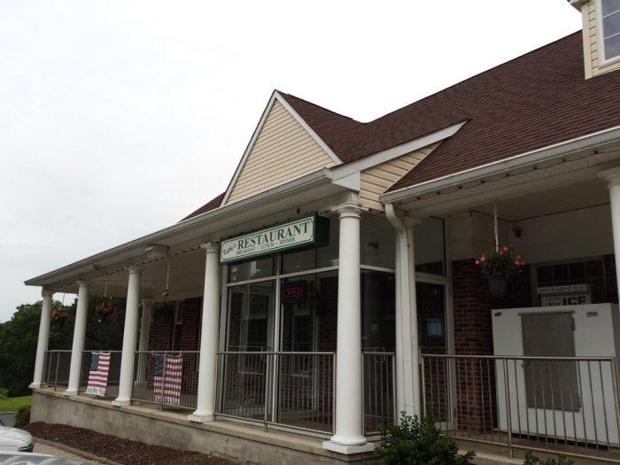 5. Kathy's Restaurant, Newton