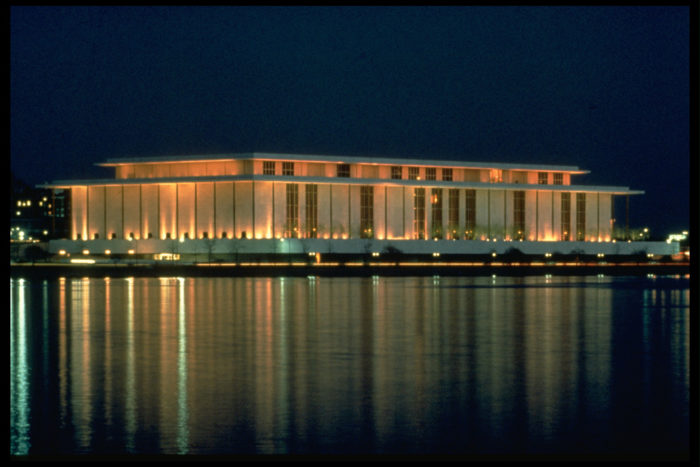 3. See a show at the Kennedy Center.