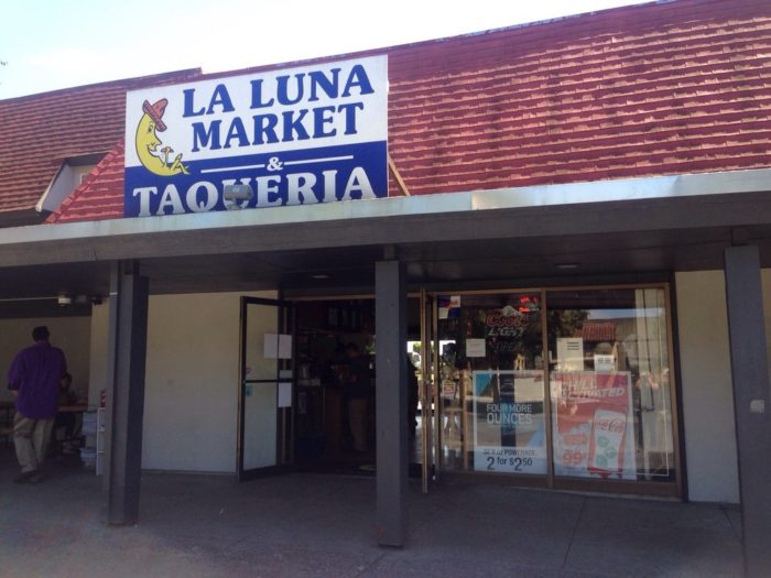 8. La Luna Market & Taqueria - 1153 Rutherford Rd Rutherford