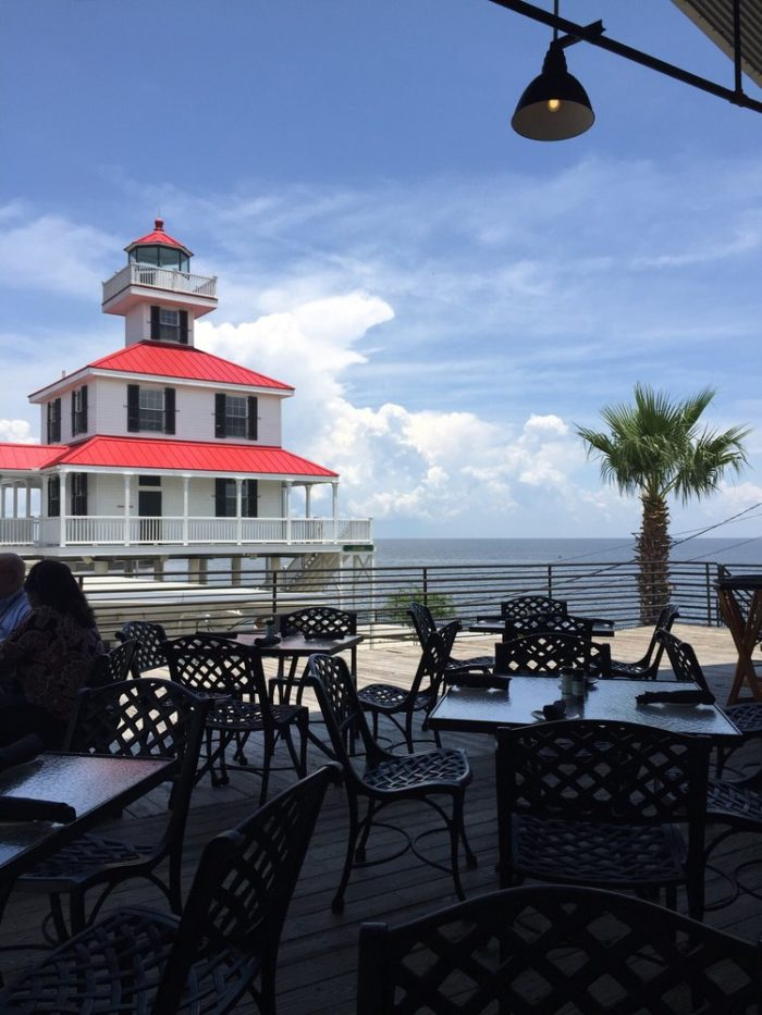 3) Brisbi's Lakefront Restaurant & Bar, 7400 Lakeshore Dr.