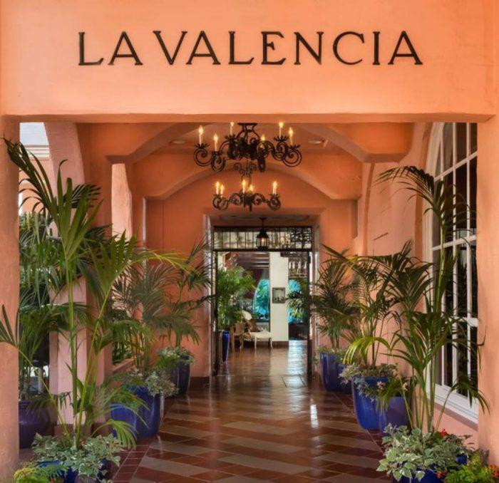 6. La Valencia -- La Jolla