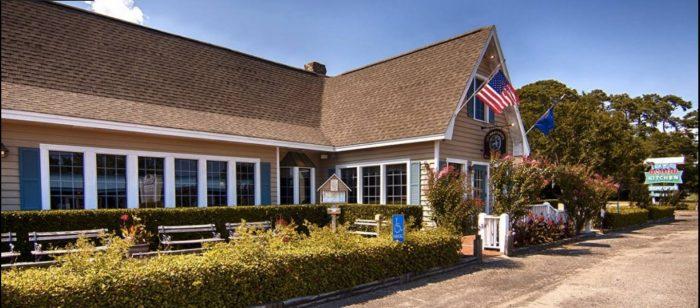 5. Lee's Inlet Kitchen - 4460 US-17 BUS, Murrells Inlet, SC 29576