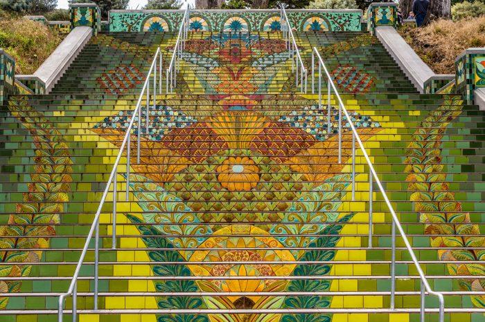 9. Lincoln Park Steps